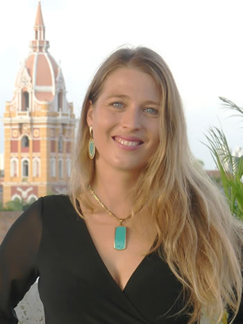 Maria Boettcher Top 10 Executive Matchmaker from Colombia